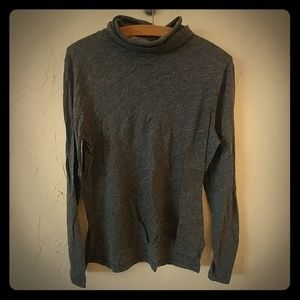 Madewell turtle neck top